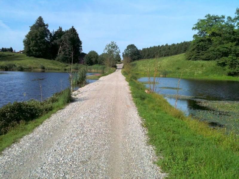 Radweg Bannsee