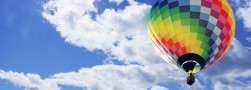 Ballonfahrten im Chiemgau