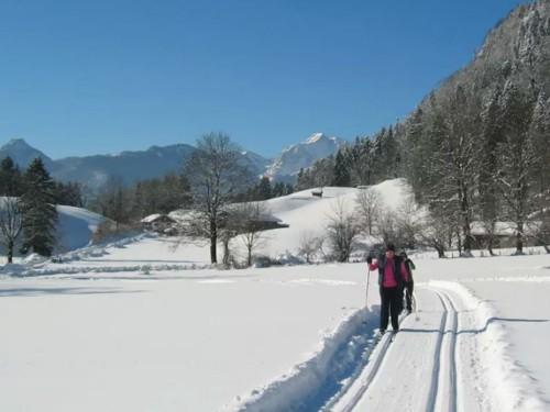 Schleching - Mettenham Runde