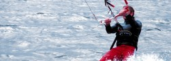 Kitesurfen am Chiemsee
