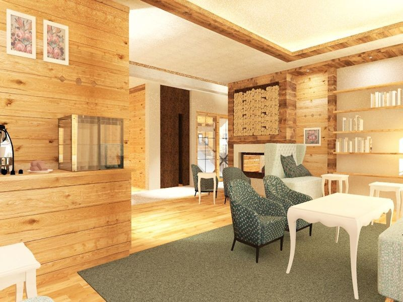 Neue Rezeption 5 SeeHotel Wasserman Ihr Hotel am Chiemsee