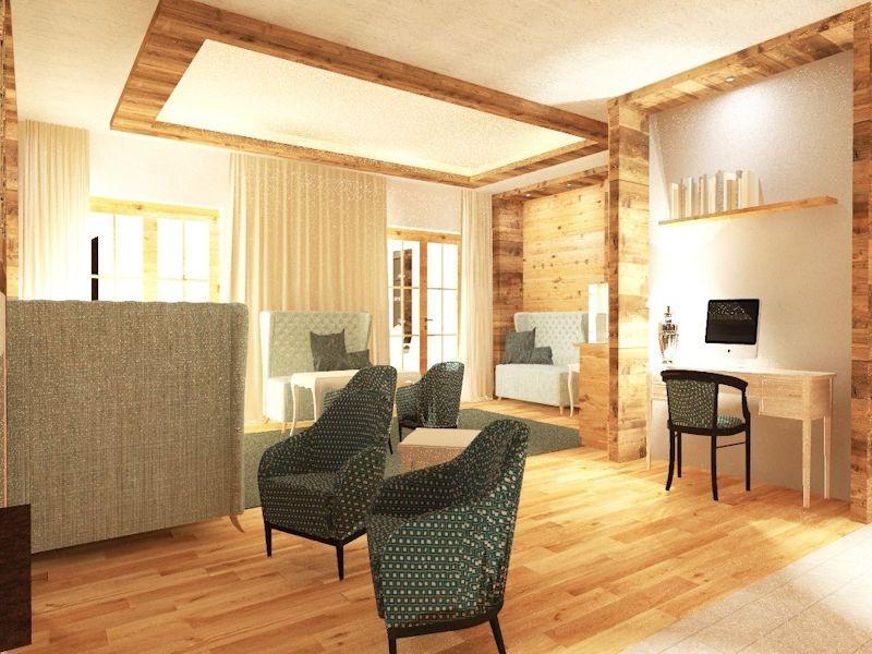 Neue Rezeption 7 SeeHotel Wasserman Ihr Hotel am Chiemsee