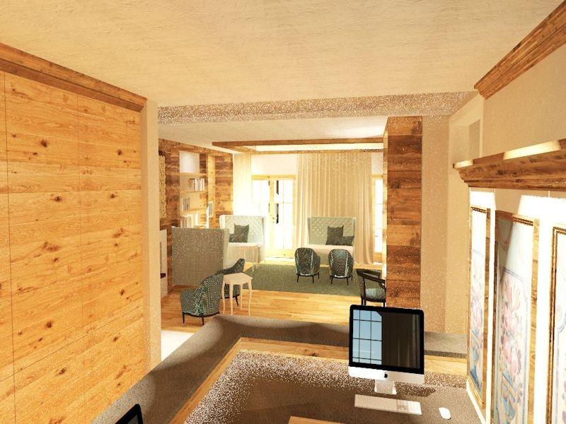 Neue Rezeption 3 SeeHotel Wasserman Ihr Hotel am Chiemsee