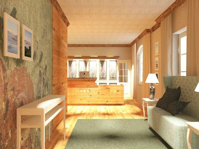 Neue Rezeption 4 SeeHotel Wasserman Ihr Hotel am Chiemsee