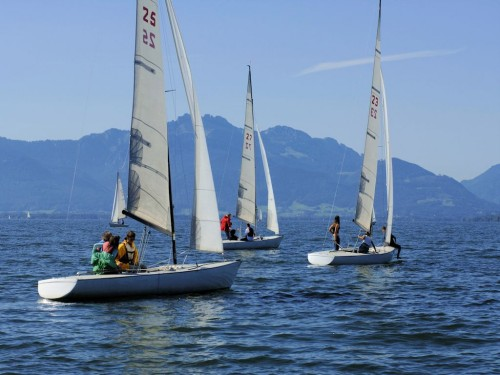 Sailing school Seebruck