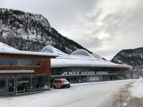 Eisspeedway WM Inzell vom 12.03. - 14.03.2021