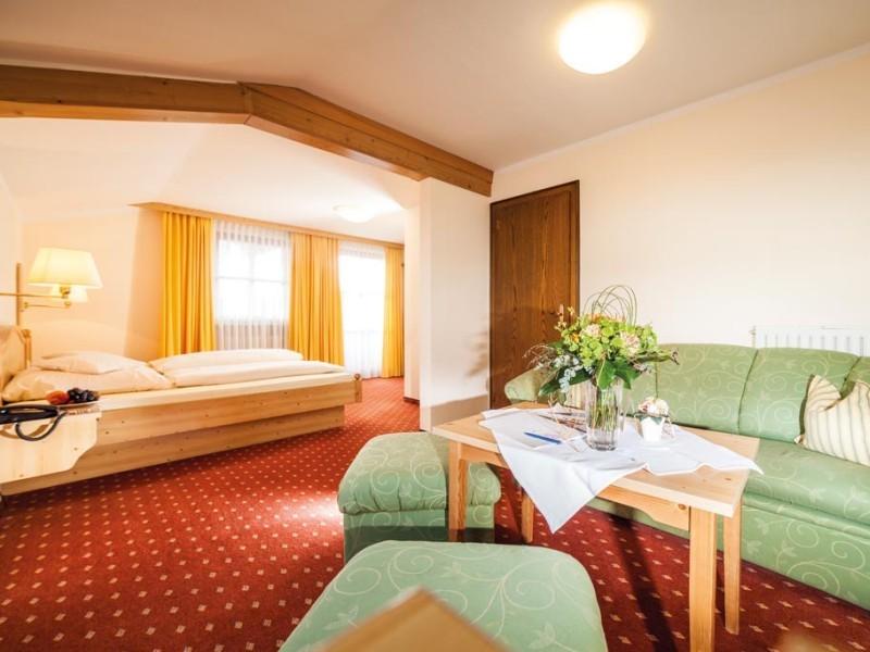 Komfort-Doppelzimmer Süd-West