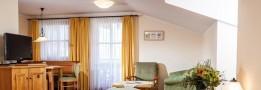 Komfort-Doppelzimmer Nord-West