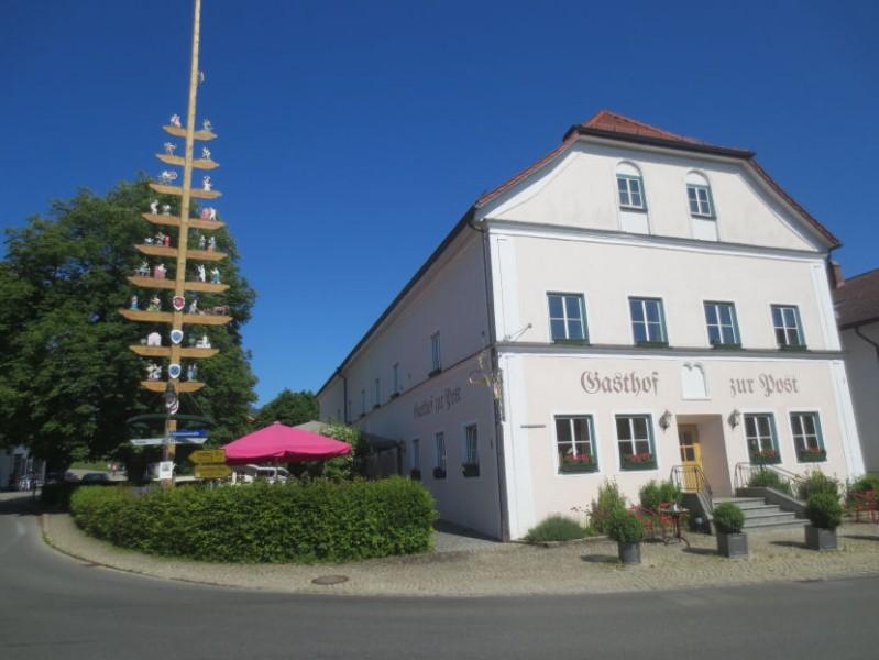 Gasthof zur Post Truchtlaching