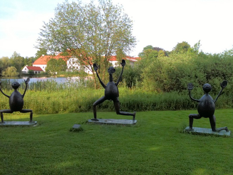 Skulpturen Kloster Seeon
