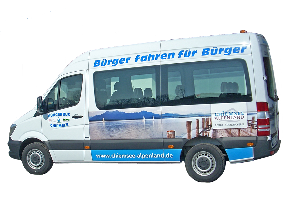 Bürgerbus Chiemsee