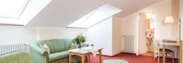 Komfort-Zweibettzimmer Nord
