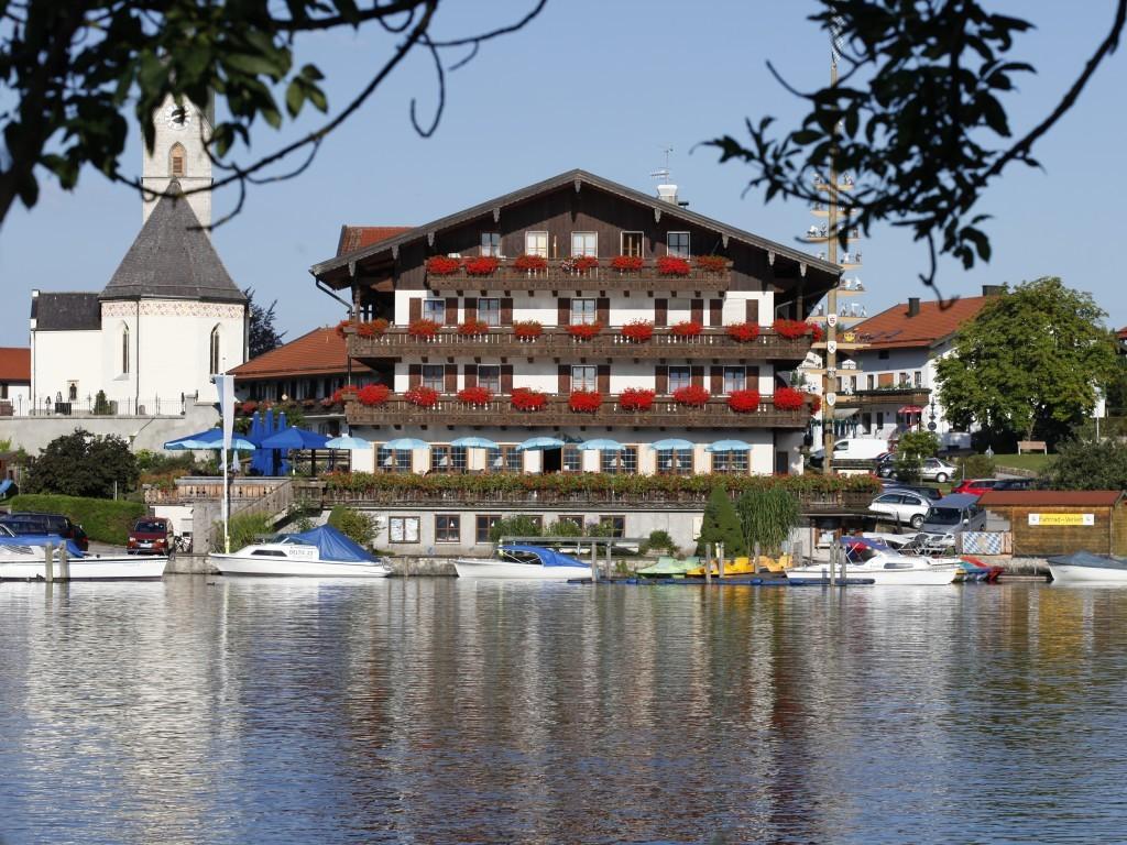 Seehotel Wassermann Seebruck
