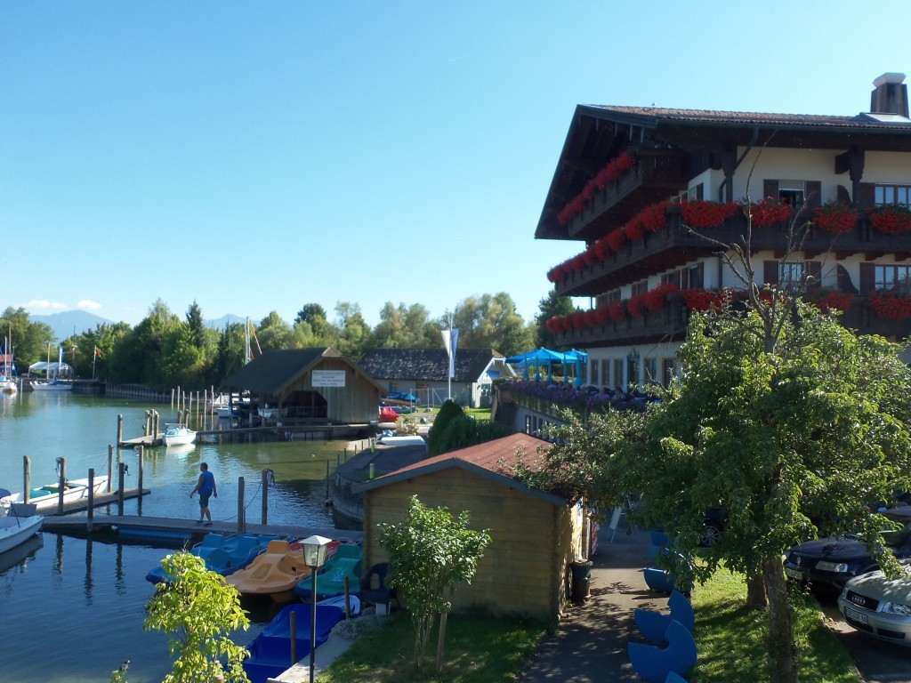 Seehotel Wassermann am Chiemseeufer