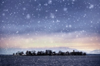 3 advent days at the chiemsee