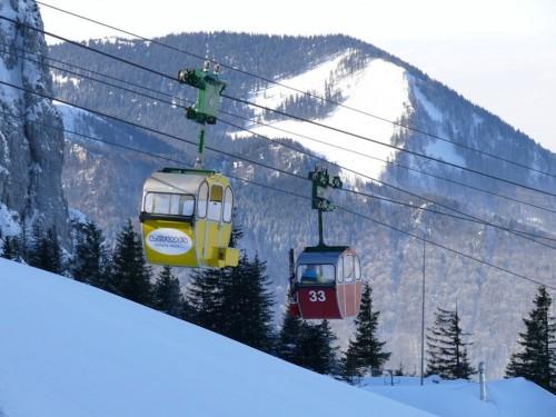 Ski resort Kampenwand