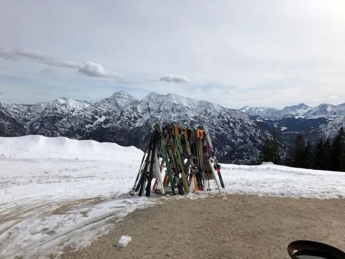 Skigebiet Unternberg Ruhpolding