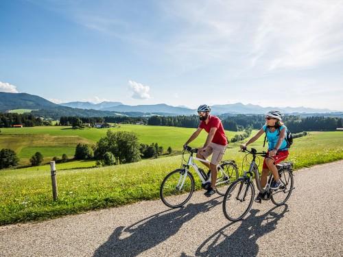 Überregionale Radtouren