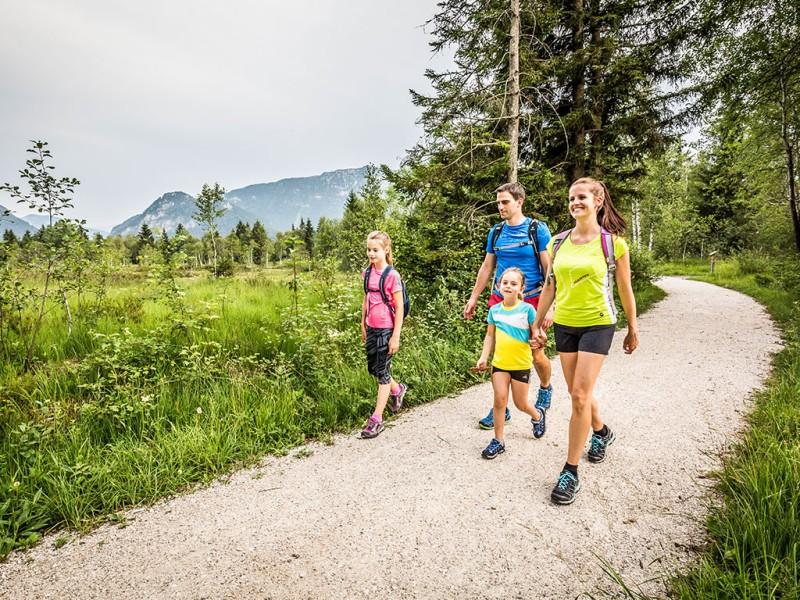 Wanderurlaub im Chiemgau