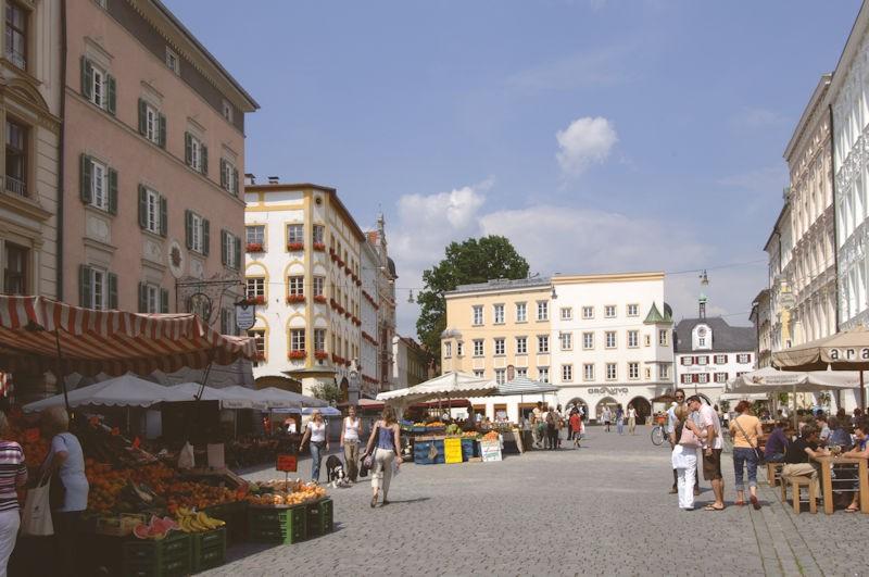 Max-Josefs-Platz Rosenheim