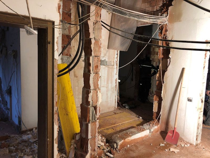 Aufzugschacht Erdgeschoss  SeeHotel Wasserman Ihr Hotel am Chiemsee