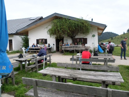 Hohenaschau-Hofalm-Laubenstein