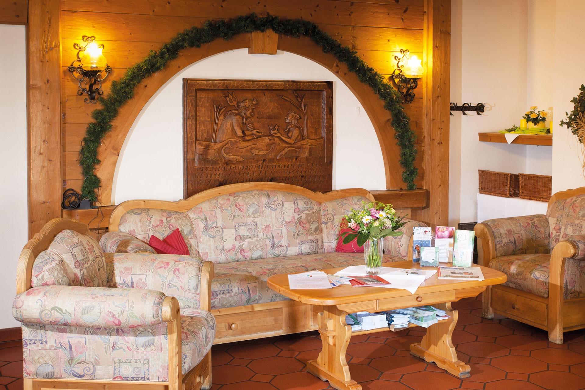 Lobby Hotel am Chiemsee