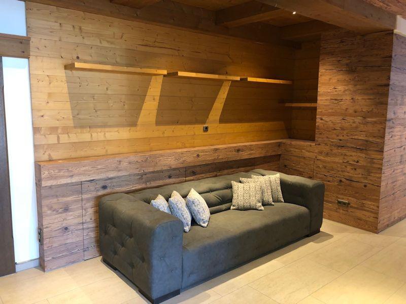 Couch Vorraum Restaurant