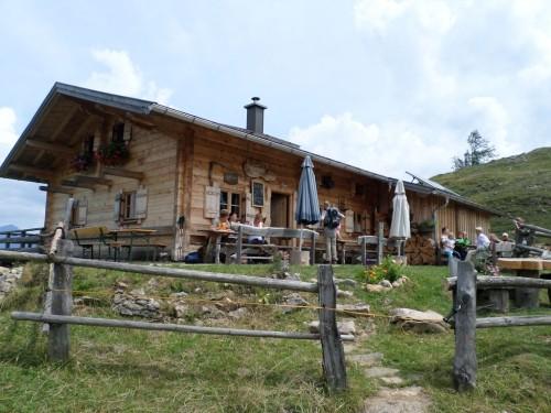Stoibenmöseralm-Taubensee