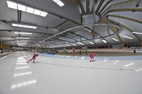 Eisspeedway World Championship Inzell 15.03. until 17.03.2019