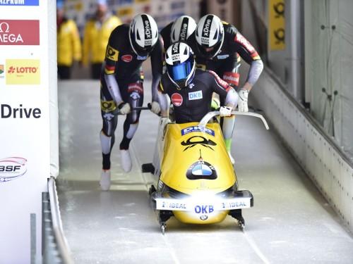 Rodel, Bob und Skeleton Weltcup 2020