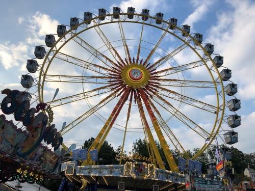 Herbstfest Rosenheim 28.08.- 12.09.2021