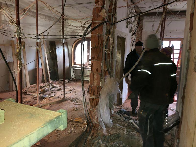 Bautagebuch  SeeHotel Wasserman Ihr Hotel am Chiemsee