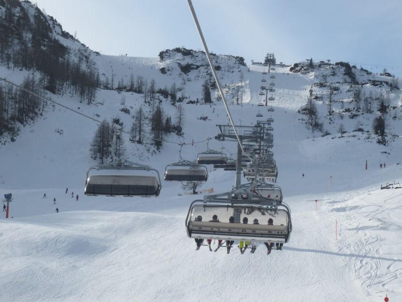 Reit Im Winkl Winklmoosalm Skigebiet