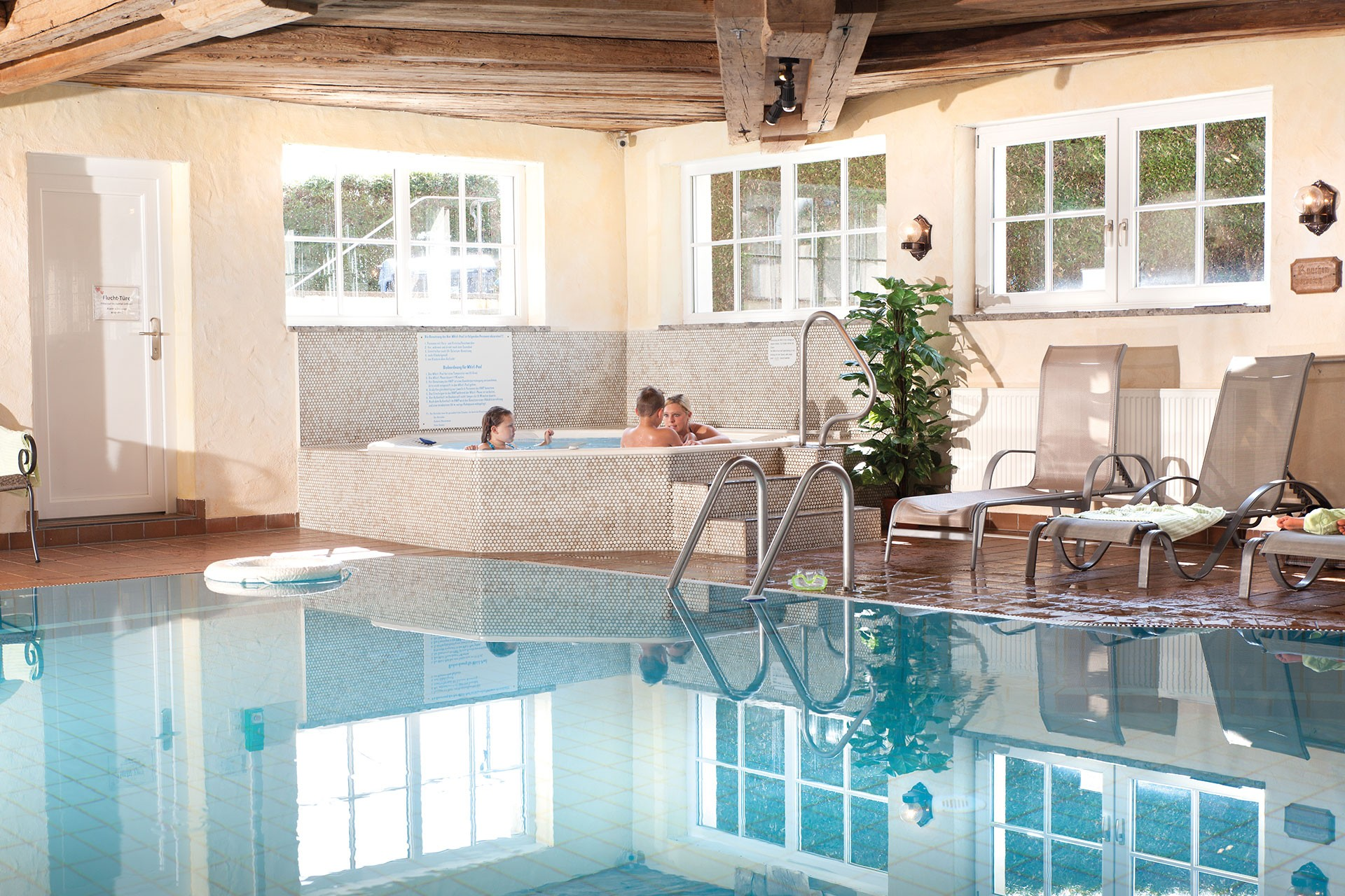 Wellness SeeHotel Wassermann