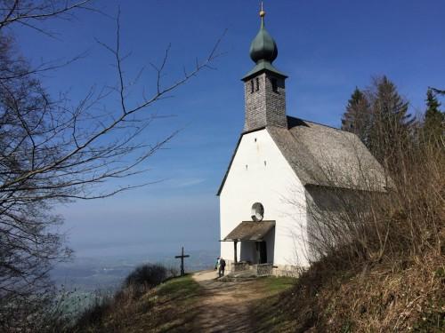 Schnappenkirche-Burg Marquartstein