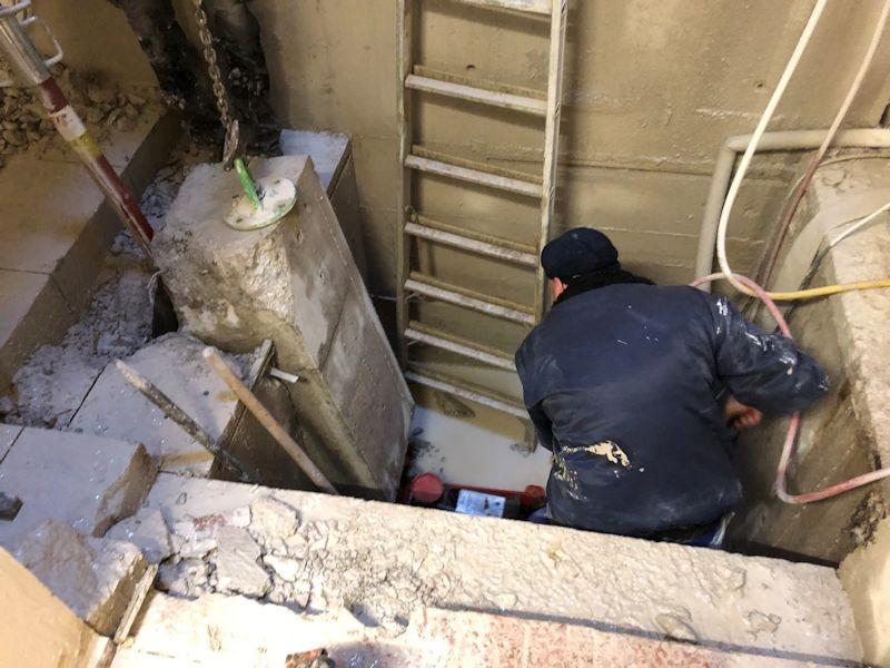 Aufzugsschacht Problemfundament  SeeHotel Wasserman Ihr Hotel am Chiemsee