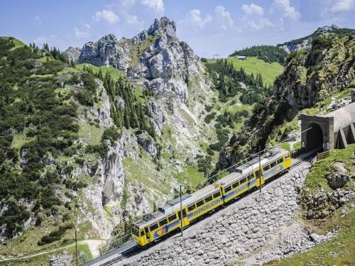 Wendelsteinbahnen