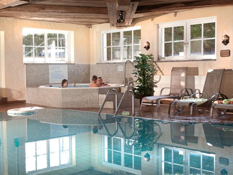 Whirlpool Seehotel Wassermann