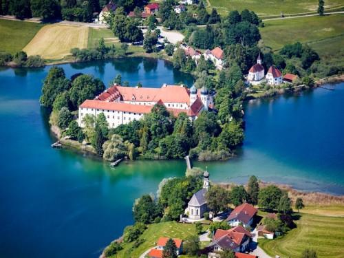 Kirchenführungen Kloster Seeon