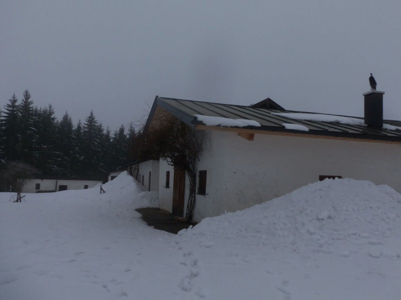 Winterliche Hofalm