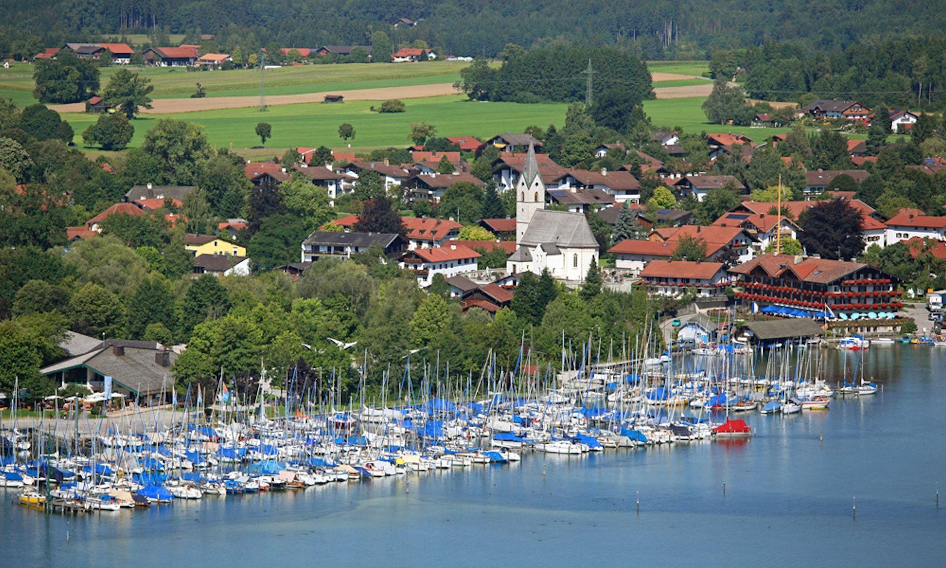 Hafen Seebruck
