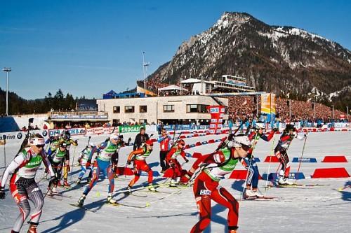 Biathlon Weltcup 14.01. bis 19.01.2020