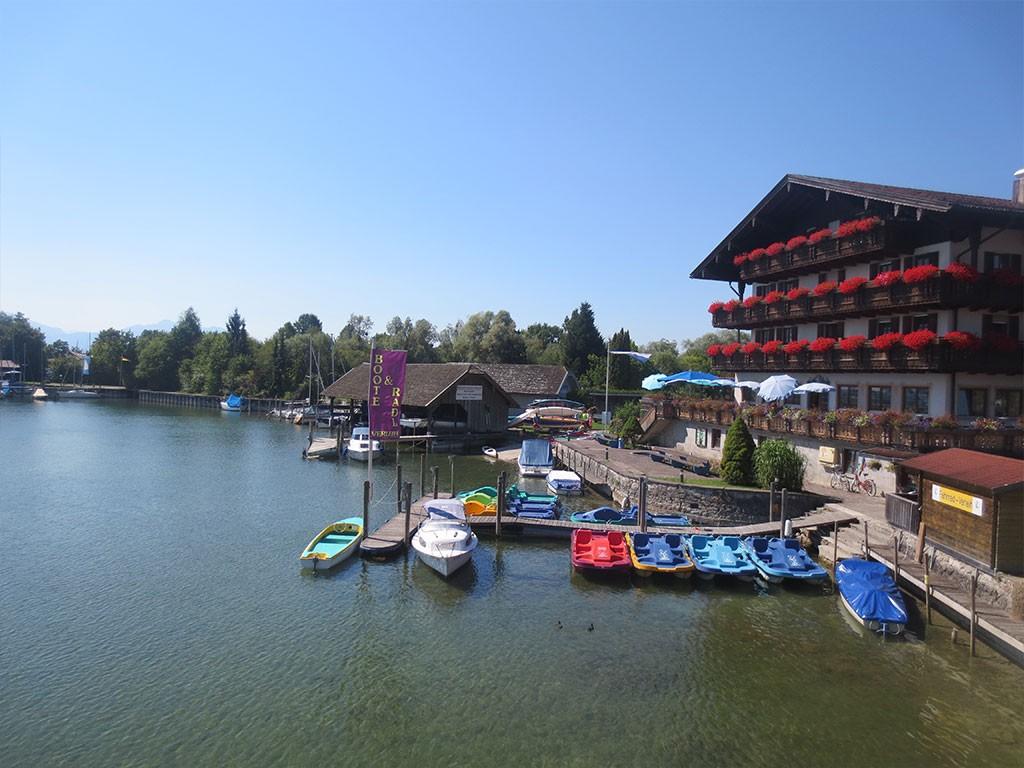 Bootsverleih-Alz-Chiemsee