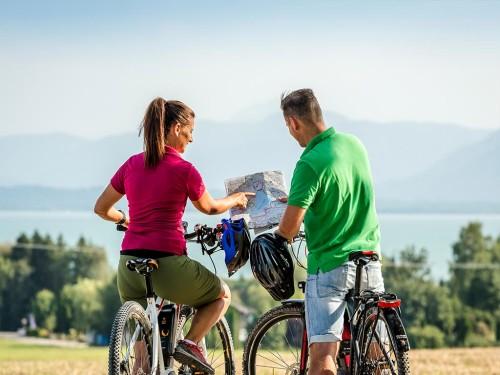 Biking SeeHotel from 24 km