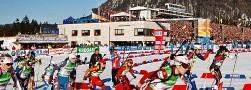 Biathlon Weltcup 2018