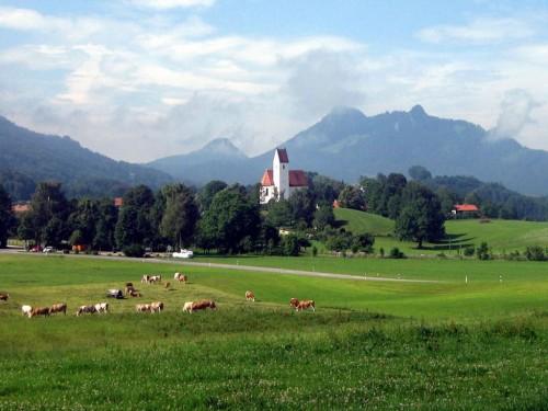 Samerberg Hochtalregion