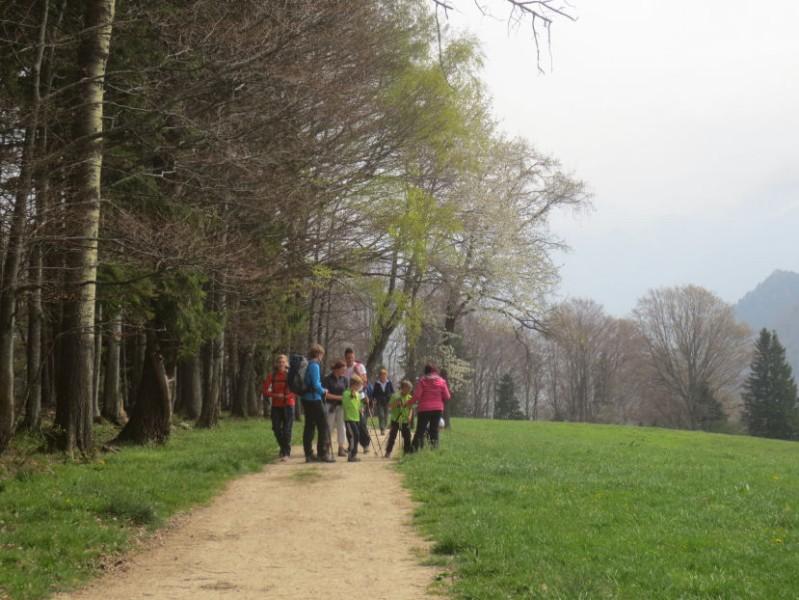 Wanderweg Lindlalm