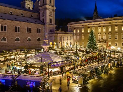 Salzburger Christkindlmärkte 2018