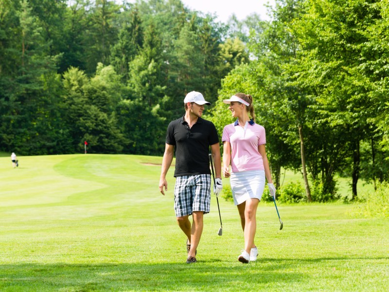 Golfwoche Chiemsee